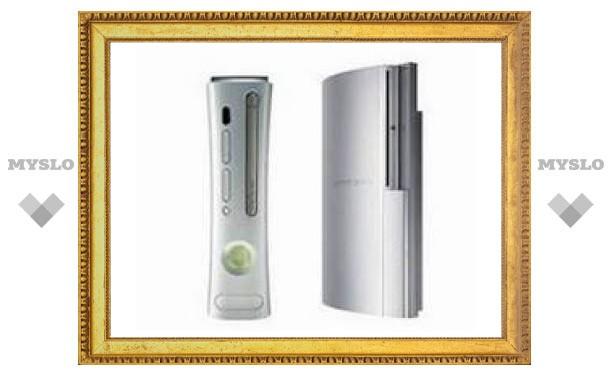В 2008 году PlayStation 3 догонит Xbox 360