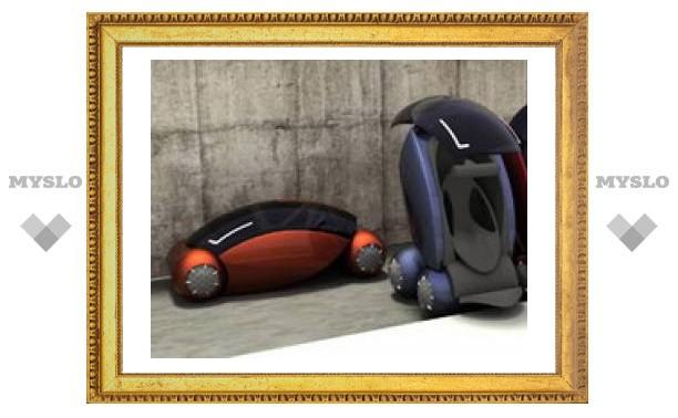 Создан проект левитирующего автомобиля