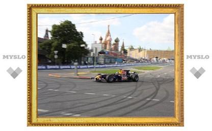 Из-за Формулы-1 центр Москвы перекроют на два дня