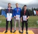 Туляк завоевал серебро в метании копья на командном чемпионате России