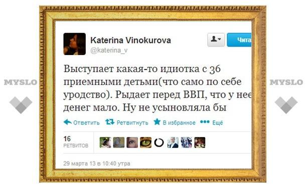 Журналист Gazeta.ru оскорбила тулячку с 35 приемными детьми