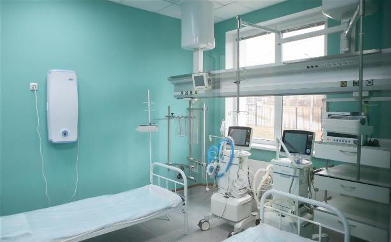 В Тульской области скончались еще пятеро пациентов с COVID-19