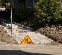 В Туле подрядчика обязали переделать некачественно отремонтированный тротуар