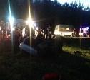 Под Тулой при столкновении «Лады Приоры» и «КамАЗа» погибли четыре человека