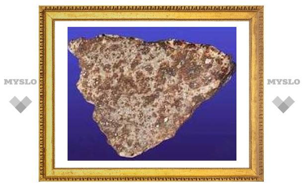 Метеорит из Сибири оказался самым дорогим лотом аукциона в Нью-Йорке