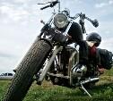 В Тульской области украли раритетный мотоцикл