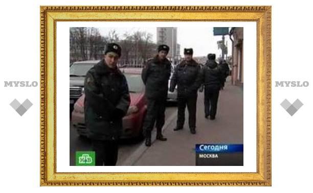 В День народного единства на улицы Москвы выйдут 6 тысяч милиционеров