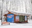 В парках города стартовал проект «Зима по-тульски»