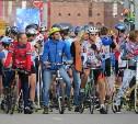 В День города в Туле состоялась традиционная велогонка «Горный король»