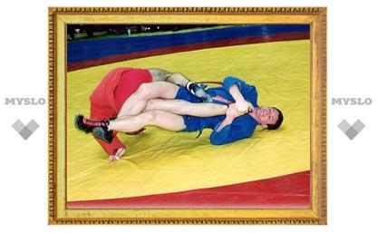 Сборная УВД вернулась с чемпионата по САМБО