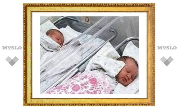 В Туле на 423 младенца стало больше