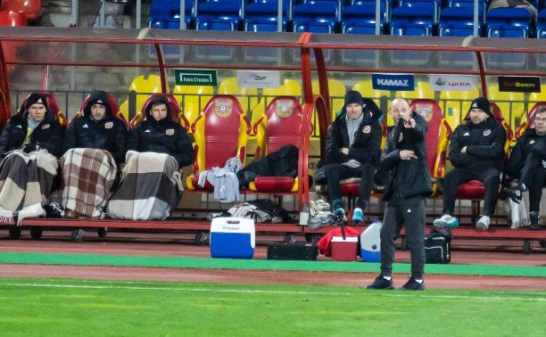 Тренер тульского «Арсенала»: «Будем исправлять ситуацию – другого пути нет»