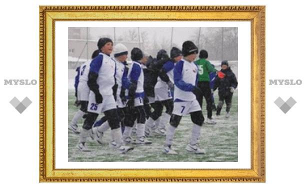 В Туле стартует новогодний турнир