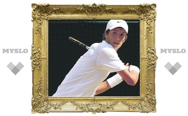 Тульский теннисист за неделю заработал 500 тысяч рублей