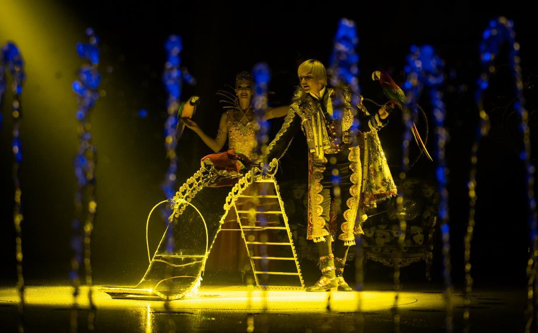 Заключительные представления нашумевшего шоу фонтанов «13 месяцев» в Тульском цирке только 24 и 25 апреля!