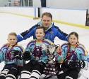 Тульские следж-хоккеисты выиграли золото в составе сборной России на турнире в Канаде