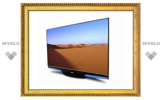 Выпуск лазерных телевизоров задерживается на год