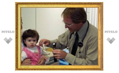 Тульские врачи прооперируют иркутских детей