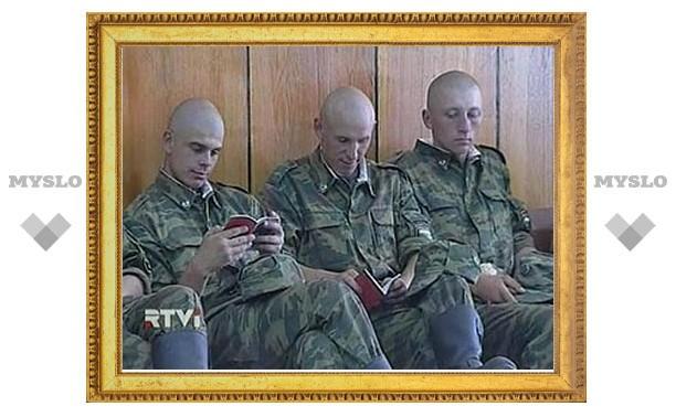 В России начинается осенний призыв на срочную службу в армию