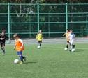 На косогорском стадионе начались работы по благоустройству