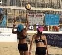Тульские спортсменки выступили на первенстве России по пляжному волейболу