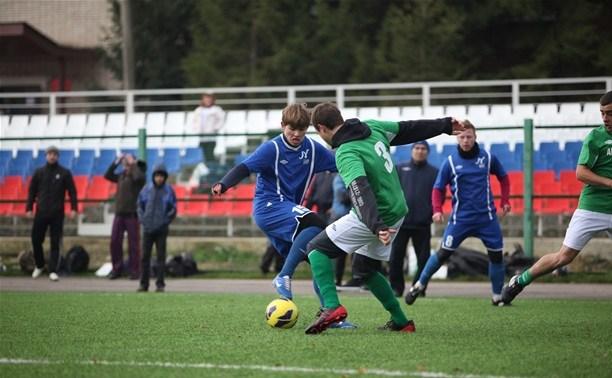 27 сентября туляки поборются за Кубок «Слободы» по мини-футболу