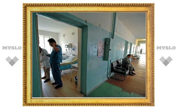 Бывшую больницу превратят в интернат