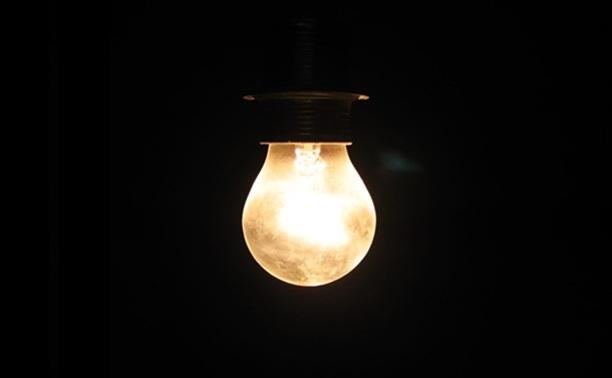 Центр Тулы остался без света