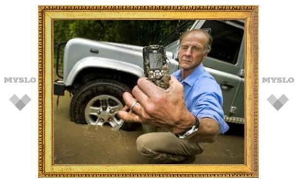"""Land Rover будет продавать """"внедорожный мобильник"""""""