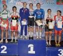 Тульские спортсмены завоевали медали на чемпионате России по велоспорту на треке