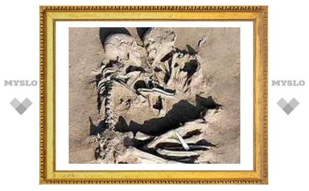 """Археологи напишут историю неолитических """"Ромео и Джульетты"""""""