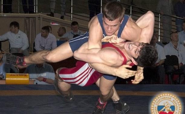 Тульский борец стал третьим на соревнованиях во Владимире