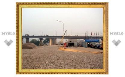 Алексинский мост почти готов к эксплуатации