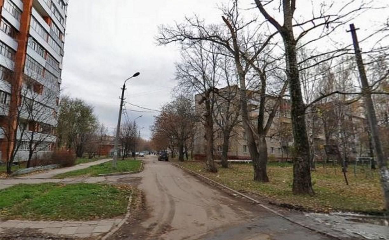 Туляки просят установить в Лобыревском переулке ограничивающие скорость знаки