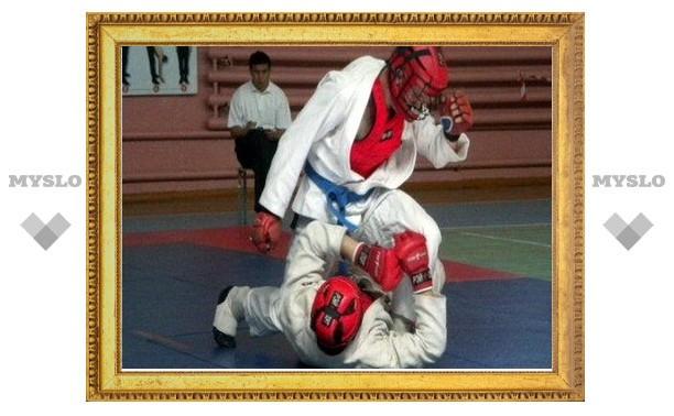 В Туле пройдет финал первенства России по рукопашному бою