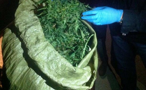 Туляк перевозил в своем авто почти шесть килограммов марихуаны