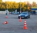 В Туле закрыли сезон автослалома
