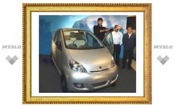 """""""Народный автомобиль"""" от Renault–Nissan и Bajaj будет стоить 2 500 долларов"""
