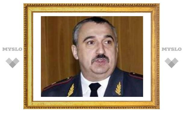 В Волгограде задержаны начальники областных ГУВД и ГИБДД