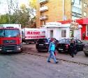 Грузовикам разрешили въезжать под знак «Движение грузовых автомобилей запрещено»