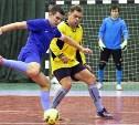 «Автоматика» вышла на первое место в Высшей Лиге ЛЛФ по мини-футболу