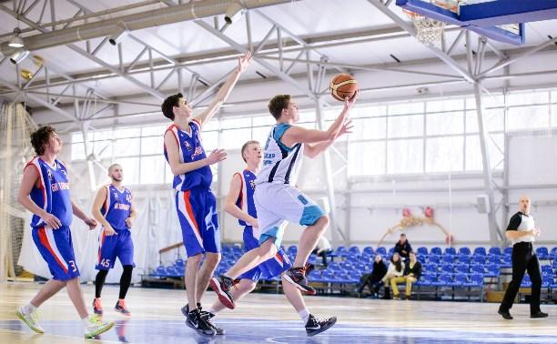 """Баскетболисты """"Тула-ЩёкиноАзот"""" обменялись победами с рязанцами"""