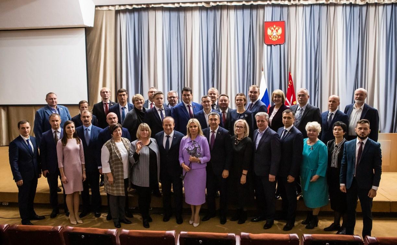Тульская городская Дума шестого созыва начала свою работу