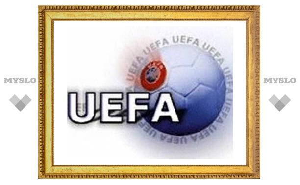 УЕФА попросило Германию быть готовой принять Евро-2012 вместо Украины