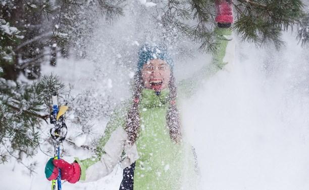 Снегопад в Туле продолжался больше 30 часов
