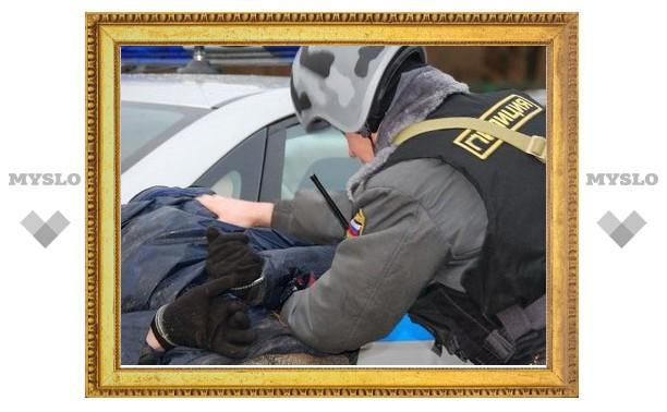 Тульского наркокурьера задержали в Питере