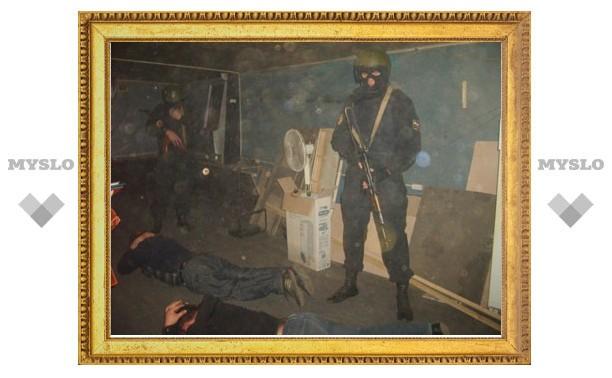 Тульская полиция борется с игровыми клубами с помощью спецназа