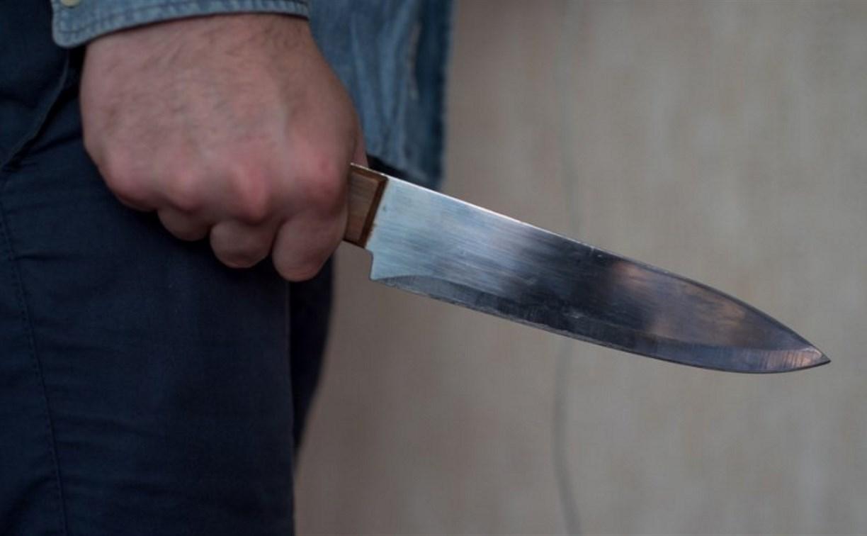 В Богородицке отец зарезал сына