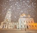 Погода в Туле 1 января: морозно и снежно