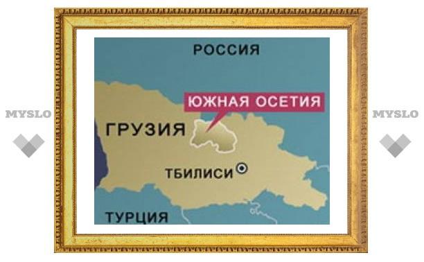 Саакашвили готовит вторжение в Южную Осетию
